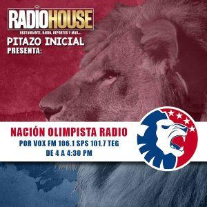 Pitazo Inicial y Radiohouse 28 - 12 - 2016 #1268
