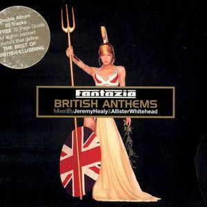 ~ Alister Whitehead - Fantazia British Anthems ~
