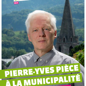 Radio Bellerine - Interview de  Pierre-Yves Piece - Les Verts