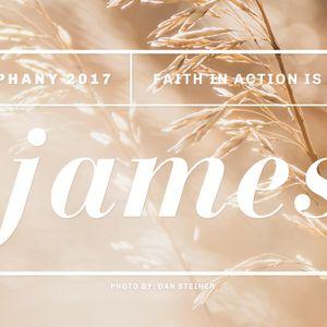 Joy In Suffering - James