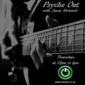 Psyche Out with Jason Alvarado on IO Radio 15.12.16