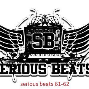 dj blesje serious beats 61-62 mix