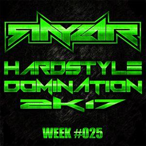 Rayzar - Hardstyle Domination 2K17 Week #025