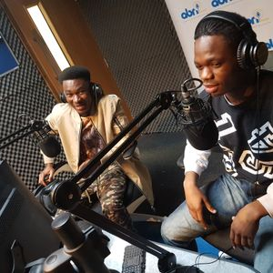 Edward and Tinkez of D&E FILMS London on The Cosmopolitan Drive with Nancy Adusei