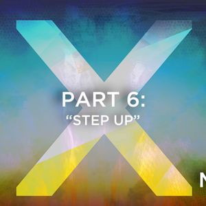 """Multiply Part 6:  """"Step Up"""""""