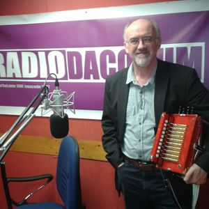 Folk DJ with Daria Kulesh on Radio Dacorum, February 9, featuring Phil Underwood