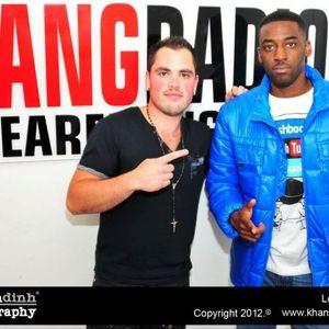 Bashy Joins LP at Bang Radio www.wearebang.com 103.6fm