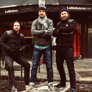 Le Mellotron: Anders with We Are Gold Diggers // 01-03-18