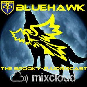 BlueHawk - CloudCast 033 (The SpookyFluoroCast) 31/10/2012