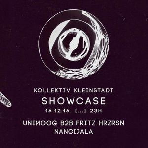 Nangijala @ Kollektiv Kleinstadt Showcase / Dots / 16.12.2016