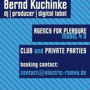 Bernd Kuchinke Eclectic October Mixtape