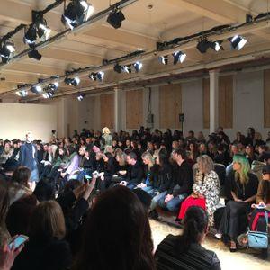 Barbara Casasola FW16 London Fashion Show Soundtrack by Fred Viktor