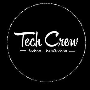 tech crew show hard techno set on radio electronic music