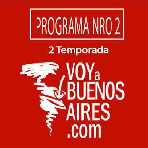 Voy a Buenos Aires Programa 2 Tempo2