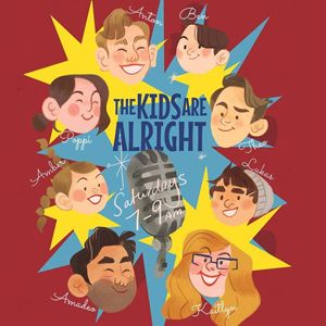 The Kids Are Alright (15/9/18) with Amadeo, Kaitlyn, and The Kids