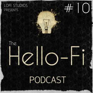 Hellofi 10 - Marc Rooney (Pronto Mama)