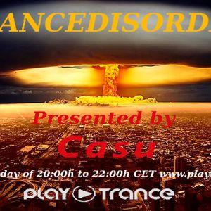 Casu - TranceDisorder Sessions 002 @Playtrance