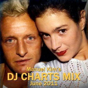 Manuel Kim DJ Charts June 2011