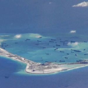 Trouble in the South China Sea, and PokemonGO controversy