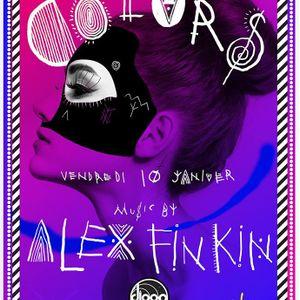 Alex Finkin @ Colors, Djoon, Friday January 10th 2014