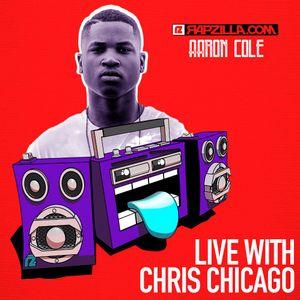 Aaron Cole on Rapzilla.com Live with Chris Chicago - Ep. 46