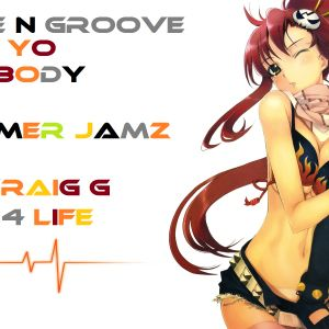 MOVE N GROOVE SUMMER JAMZ SEPTEMBER 2010 CRAIG G IN REHAB