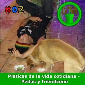 La hora de la pipa - Platicas de la Vida Cotiniana - #02 - pedas y friendzone