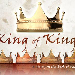 The Servant King – Matthew 20:20-28