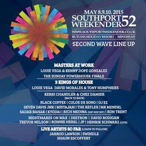 JP Southport Weekender Beat Bar 45 Set