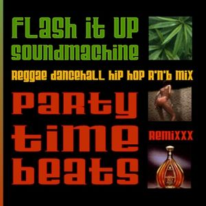 VA - FLASH iT UP MEGAMiX VOL.06 - PARTY TiME BEATS - 2002