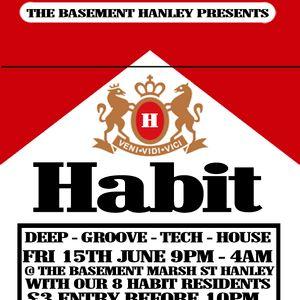 Habit promo 2012 (Kev Willis)