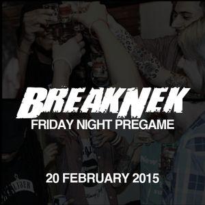 Friday Night Pregame Mix - 20 Feb 2015
