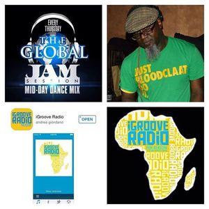 GLOBAL JAM IGROOVE RADIO-PART1-HIPHOP-4-2-15