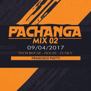 PACHANGA MIX 02 - Francisco Piatti @ Live Home Studio 09/04/17