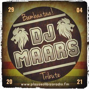 29.04.21 BAMBAATAA - DJ MAARS