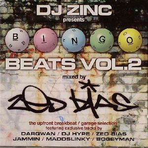 Zed Bias – Bingo Beats Volume 2 (Bingo Beats, 2001)
