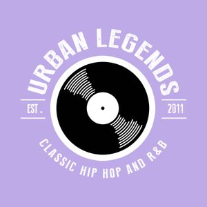 Urban Legends Classic Hip Hop, New Jack Swing and R&B In The Mix 11-09-16