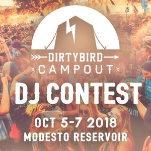 Dirtybird CampoutWest 2018 DJ Competition