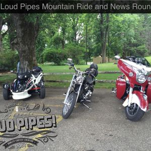 49: Loud Pipes Mountain Ride and News Roundup