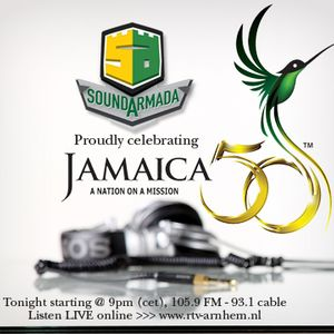 "Radio show week 33 - 2012: ""Another Jamaica 50 celebration!"""