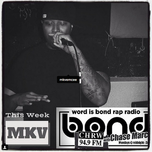 WIB Rap Radio - MKV Interview Part 1
