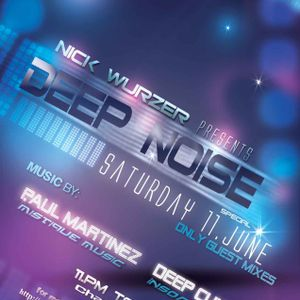 Deep Cult - Deep Noise 007 Guest Mix [2011-June-11] @ Cuebase.fm