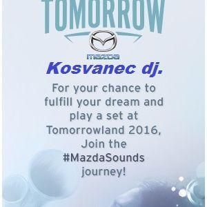 Kosvanec dj. - Czech Republic - # MazdaSounds