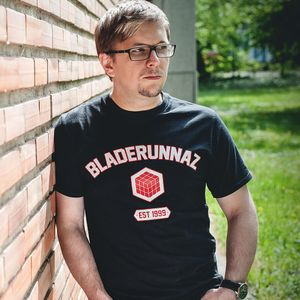 Bladerunnaz tubecast #008 mixed by Chris.SU
