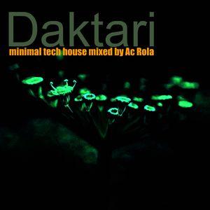 [Daktari] minimal tech house mixed by Ac Rola ....N'joy it !!!