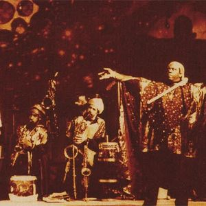 Sun Ra Flies Deep Into The Void - 1962-78