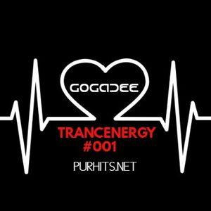TrancEnergy #001(GogaDee) Radio Purhits