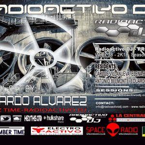 RADIOACTIVO DJ 38-2018 BY CARLOS VILLANUEVA