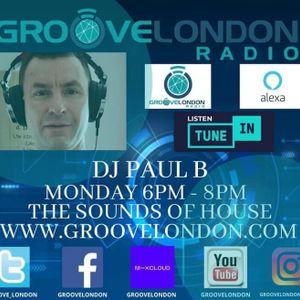 Groove London 12th October Show DJ Paul B