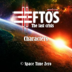 The last crisis (Characters)